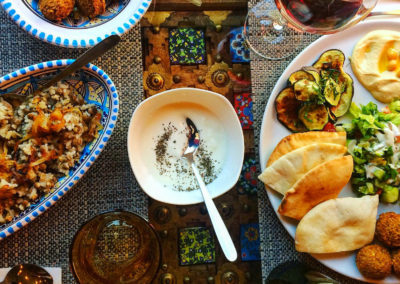 Fairouz Lebanese Food