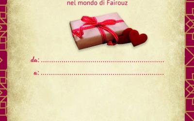 Regala una gustosa cena a Fairouz